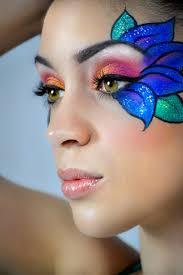 Halloween Barbie Makeup by 350 Best Halloween Makeup Images On Pinterest Costumes Makeup
