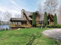 Log Home For Sale Charlevoix Log Home Luxury Homes For Sale The Usa 498240 Gallery