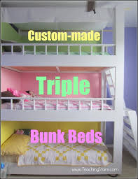 Plans For Building Bunk Beds by 594 Best Built In Bunk Beds Oh How I Want Images On Pinterest