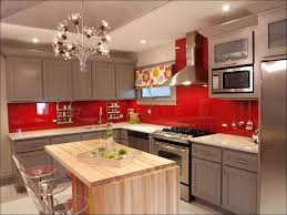 100 red kitchen decorating ideas red kitchen cabinet charming