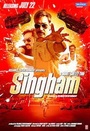 Singham (2011) BluRay