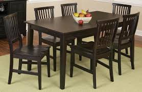 fascinating 7 piece dining room table sets with home styles arts