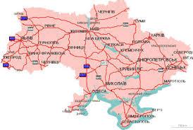 Яндекс.Карты «учат» украинский язык