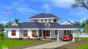 Single Story Houses Kerala Single Story House Model Amazing Architecture Magazine