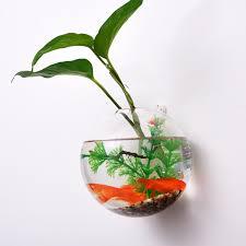 wall bubble terrarium wall plant planter vase wall