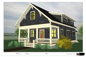 Cape Cod House Plans With Porch No 11 The Madrona Bath Design Smallest House And Bungalow