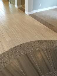 Laminate Flooring No Transitions The Use Of Our Hampton Series Creates A Breathtaking Medallion In