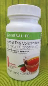 amazon com herbalife herbal tea concentrate raspberry flavor