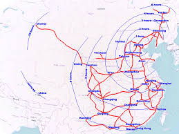 Canada Rail Map by China Announces 242 Billion Moscow Beijing High Speed Rail Link