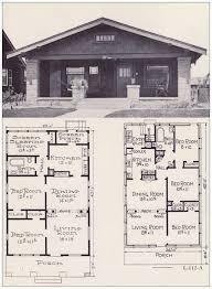 1920s craftsman house plans house plans