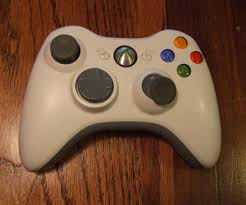 X Box Pics On A Bed Replacing The Joystick In A Xbox 360 Controller 6 Steps With
