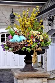 Easter Decorations For Home 32 Best Spring Porch Decor Ideas And Designs For 2017