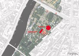 gallery oma design new home for garage moscow oma design new home for garage moscow gorky park image courtesy