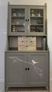 elegant kitchen hutch furniture featuring double door kitchen