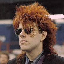 Bailey of The Thompson Twins
