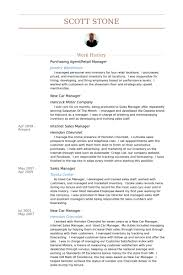 Online Marketing Manager Resume by Retail Manager Resume Samples Visualcv Resume Samples Database
