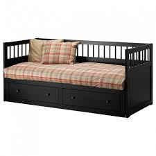 Black Childrens Bedroom Furniture Bedroom Exciting Black Wooden Trundle Bed Plus Drawers And Cozy