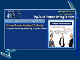 Resume world No   Resume Writing Company in India Welcome to Resume World Resume World  a unit of Cflex Group   is India     s