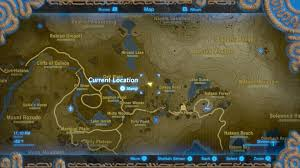 Map Of The Villages Florida by Zelda Breath Of The Wild Guide Fang And Bone And Kilton Polygon
