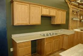Stain Unfinished Kitchen Cabinets by Unfinished Oak Kitchen Cabinets Eva Furniture