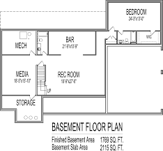 Simple 4 Bedroom House Plans by Beautiful House Floor Plans 4 Bedroom 2 Bath Plan 2247 S For