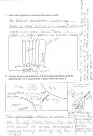 Eighth Grade Worksheets 2008 4th Quarter Assignments 8th Grade Earth Science