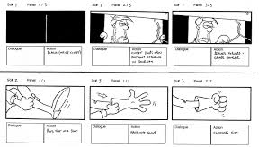 Movie Shot List Template Storyboarding Basics By Brian Lemay
