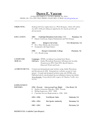 What To Put As An Objective On A Resume Sample Resume Objective Statements Entry Level