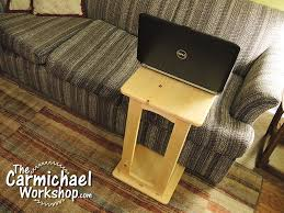 8 Foot Desk by Make A Laptop Stand Snack Table Or Bedside Desk From A Single 8