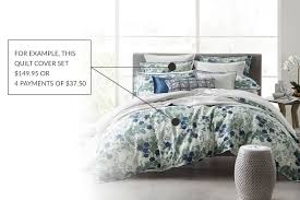 afterpay buy now pay later planet linen