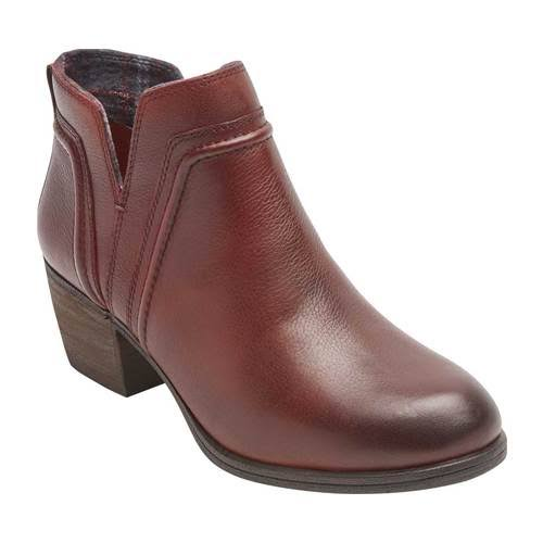 Rockport Cobb Hill Anisa VCut Bootie, Adult,