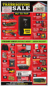 tractor supply black friday 2017 ads deals and sales