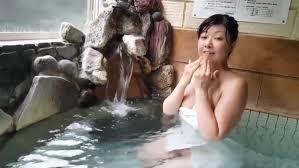 温泉モデルしずかちゃん  ポロリ 