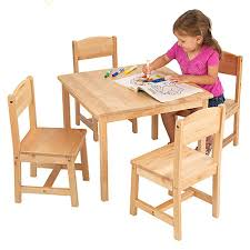 simple dining room design with target toddler wooden chairs 5