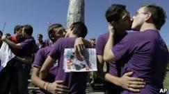 BBC Brasil - Notícias - Turistas gays poderão casar em Buenos ...