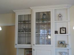 Stained Glass Kitchen Cabinet Doors Cabinet Door Panels Designed - Kitchen cabinet with glass doors