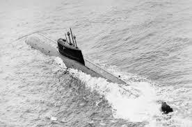 Soviet submarine K-278 Komsomolets