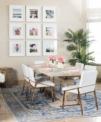 christine andrew shares her dining room reveal with joss u0026 main