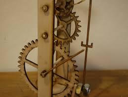 galileo u0027s pendulum clock by zombiecat thingiverse