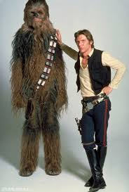 images?q=tbn:ANd9GcSrMftNgerStwGmrtutYWE_1fOTB52-QtCEQkw8BPvTqnddVq_l - Han Solo and Chewbacca: How fast time flies for these two friends - Lifestyle, Culture and Arts