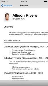 Aaaaeroincus Gorgeous Resume Designer App Review Create A     Aaaaeroincus Gorgeous Resume Designer App Review Create A Professional Resume Apppicker With Entrancing Build A Professional Looking Resume With