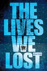 The book  The Lives We Lost  begins when the main character  Kaelyn  and her friends discover that