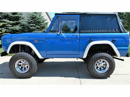 classic ford bronco for sale on classiccars com 143 available