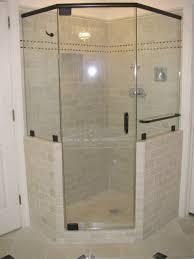 Bathroom Shower Design by Semi Frameless Shower Doors Cost Of Frameless Shower Doors