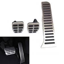 aliexpress com buy car pedal for vw golf 5 6 gti octavia jetta