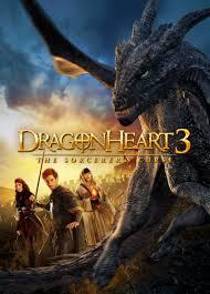 Dragonheart 3: The Sorcerer's Curse / Corazón De Dragón 3: La Maldición del Brujo