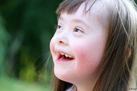 A Point of View  Happiness and disability   BBC News BBC Girl with Downs      syndrome