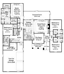 House For Plans by 2500 Square Foot House Plans Home Planning Ideas 2017