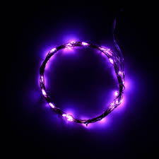 Blue Led String Lights by 3m 30 Led Micro Indoor String Lights Aa Battery Operated 10ft 30