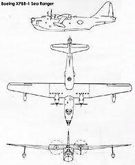 Boeing XPBB Sea Ranger
